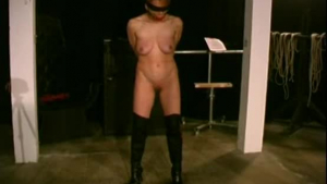Marie Laveau in big tits pain