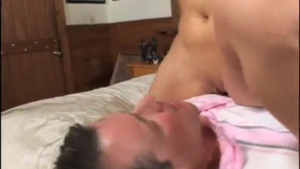 Blonde babe feels like cheating, so she does it with a guy with many dirty ideas