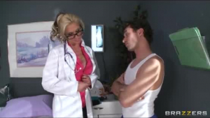 Adrianna finds a guy to fuck her brains out