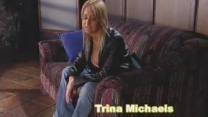Horny brunette Trina gets hard cockboob