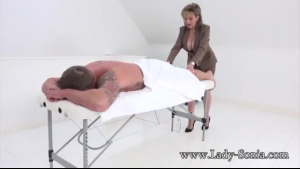 Lady Sonia fucked by her brother's good friend