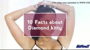 Diamond Kitty is a handsome, black man who knows what she wants, the most