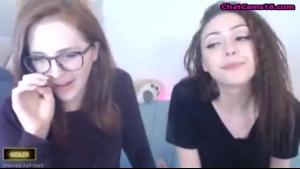 Hot lesbians ass fingering and tittyfucking