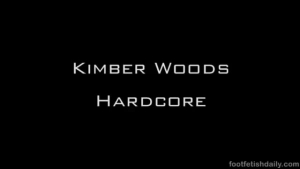 Kimber Woods is a big titted blonde who likes to have sex early in the morning