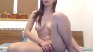 Sublime brunette woman with big breast fucked big cock