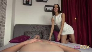 Lilu Moon in gentle manner toy roughly fucks her ass