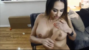 Exotic petite is getting fucked and sucking dick like a pornstar in the cinema