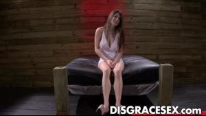 Dillion Carter - Tattooed Mistress Tittyfucked By Fate