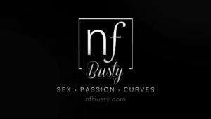 Cute butt brunette shows pussy