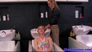 Gorgeous lezdom fucked by a magical patient
