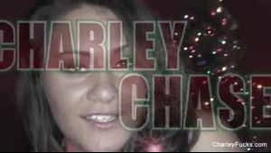 Charley Chase likes to feel a huge dick in her wet pussy, while riding it like crazy