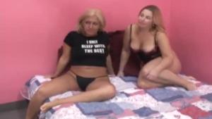 Horny black sluts shared by many cock