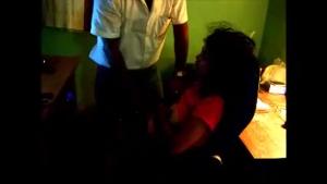 Doctor seduces nurse in uniform to test her skills