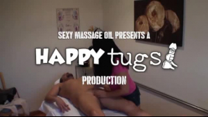 Sexy masseuse fucking for money