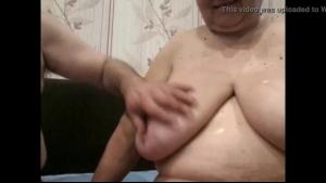 Mature, big tits BBW mature coeds fucked at lesbo groupsex