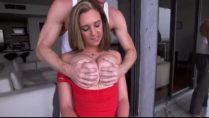 Lesi French was just finishing up a massage that she had already done a while ago