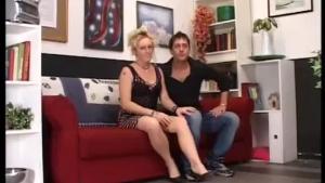 Cock grabbing whipped pervert filmed while having tickle