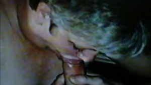 Hardcore nymph sucking a cock back