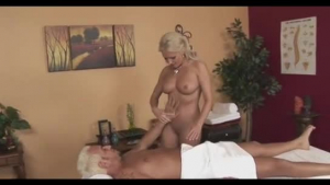 Awesome blonde penetro doll stripping