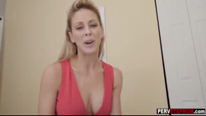 Charming British milf rides cock like a crazy cocksucker