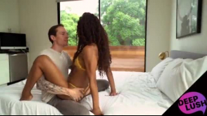 Demi Sutra and Rain are making love with each other more than with their partner