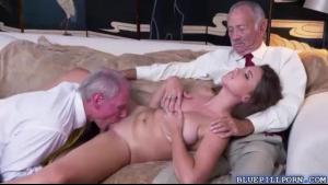 Anya Ivy strips her white bikini and shows tiny pussy