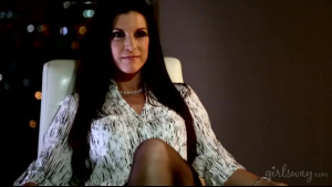 India Summer sucks and rides her boy