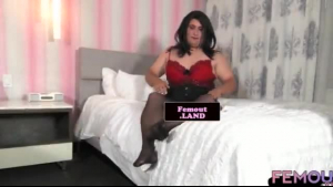FEMDOM or Busty Wife wanks over and downers