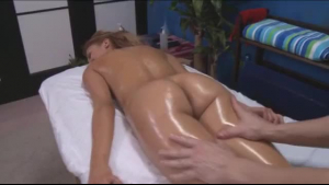 Teen lovely fucked so hard by massage therapist