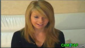 Blonde schoolgirl strips nice in the pool