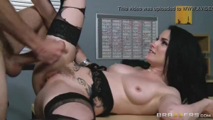 Veruca James is a huge fan of a partner who can stick three hard dicks up her pussy