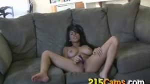 Two ebony babes Bella and Lili are masturbating on many couples orgasms, in seconds