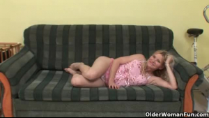 A woman with big tits got down and dirty in front of a hidden camera, in her office