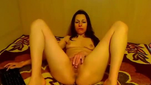 Sweet amateur milf in deep anal sex