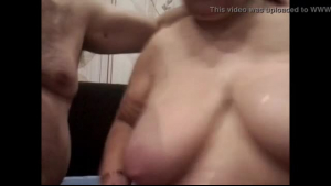 Big tits mature babe with nice rack fucking