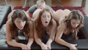 Lindsey petites and skinny yoga instructor Lia Lor deeply fucked by her stepsis