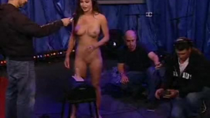 Jessica Jaymes, MILF shemale seductress gets fucked and sucks cock