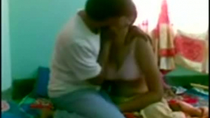 Two horny, married, guys fell for a slutty, Indian chick and decided to fuck her