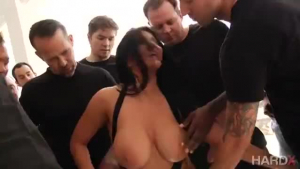 Romi Rain fell for a bus driver and wanted to fuck him, free of any charge