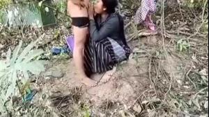 The girlfriend of titty girl