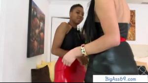 Busty ebony sluts redownind spa
