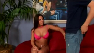 Rachel Starr and Brandi Love titty fuck