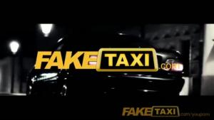 Juicy cab driver doing client