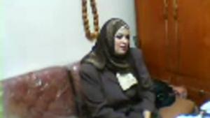 Perfect hot Arab MILF Mona Suck And Fuck