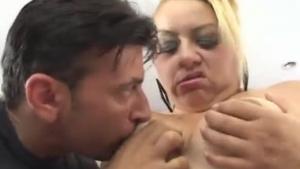Bushy milf oral sex Gina Carrera face sitting