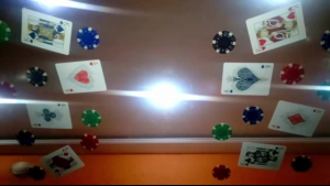 RedHead Strip Poker Stunner Handjob