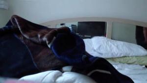 Chubby ebony Tia gets nailed by random guy on video call