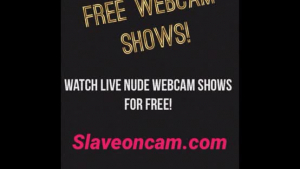 Webcam show my ass