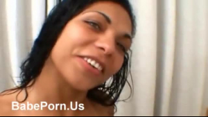 Two young girls are making love in the nature with big tits attractive girls.