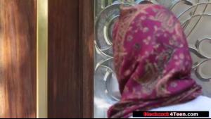 Arab Neighbor Chinese Ebony MILEA FRESH presents Adalah #2